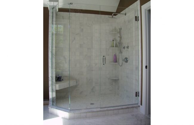 frameless shower doors for walk-in shower