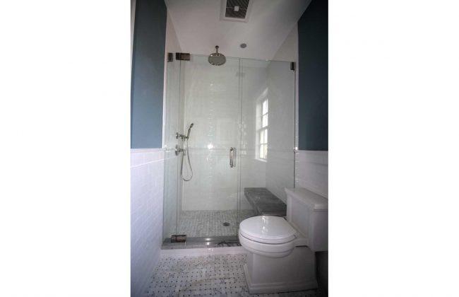 Frameless glass shower door plymouth