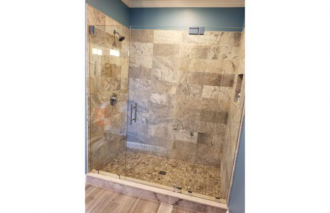 frameless shower enclosure Falmouth MA