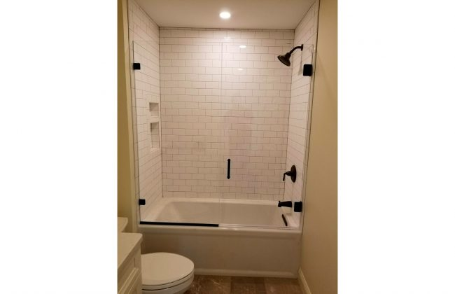 Frameless Glass Shower Doors Plymouth MA